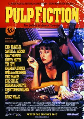 Pulp Fiction -reestreno 2017-
