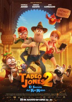 Tadeo Jones 2 El secreto del Rey Midas