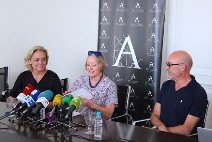 Eva Sanz del Real Yvonne Blae y Joan Alvarez -lectura pelis preseleccionadas Oscar 2018-