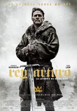 Rey Arturo. La leyenda de Excalibur