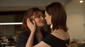 Basada en hechos reales (Emmanuelle Seigner y Eva Green) foto Carole Bethuel