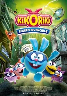 Kikoriki. El equipo invencible