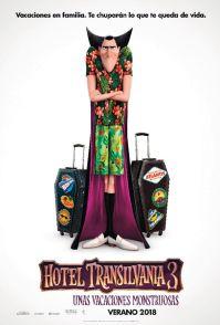 Hotel Transilvania 3. Una vacaciones monstruosas -teaser-