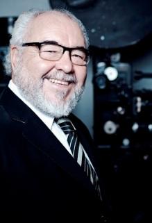 Julio Fernández -fundador de Filmax-