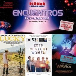 RIZOMA 2017 -proyecciones-