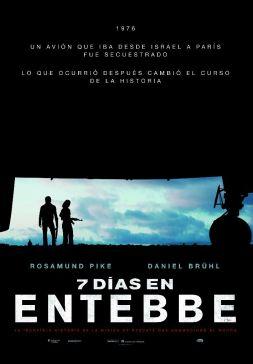 7 días en Entebbe -teaser-