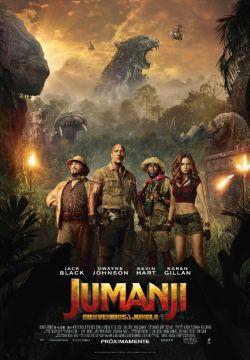 Jumanji. Bienvenidos a la jungla