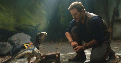 Jurassic World. El reino caído (2)