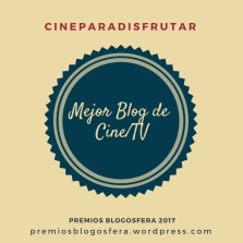 Premios Blogosfera 2017 -GANADOR-