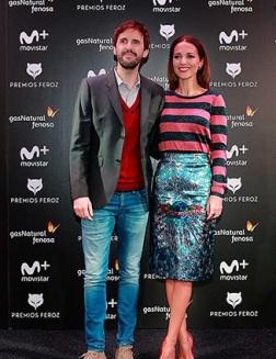 Premios FEROZ 2018 -Presentadores de los nominados- Foto. Cipriano Pastrano