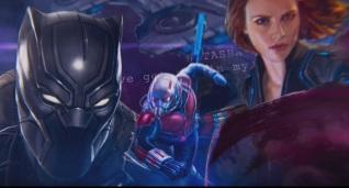 Vengadores. Infinity War 1