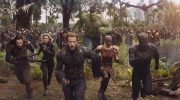 Vengadores. Infinity War 2