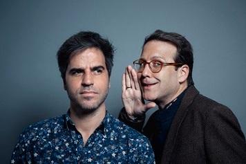 Joaquín Reyes y Ernesto Sevilla, presentan Goya 2018 ©Enrique Cidoncha