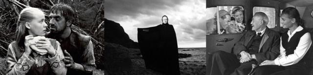 Pelis de Igmar Bergman