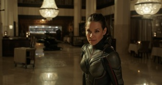 Marvel Studios' ANT-MAN AND THE WASP..The Wasp/Hope van Dyne (Evangeline Lilly)..Photo: Film Frame..©Marvel Studios 2018