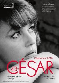 César 2018 -cartel-