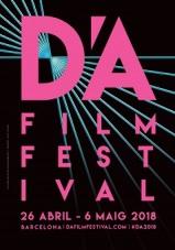 D'A Film Festival Barcelona 2018 -cartel-