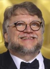Guillermo del Toro -director- primer plano