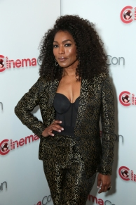 Angela Bassett arrives at the Paramount Pictures CinemaCon Presentation in Las Vegas, Nevada on Wednesday, April 25, 2018. .(Photo: Alex J. Berliner/ABImages).