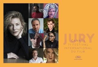 Cannes 2018 - Jurados