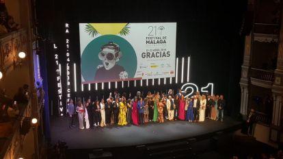 Fest Málaga 2018 - Gala clausura alfombra roja - ©Daniel Vacas (16)