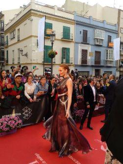 Fest Málaga 2018 - Gala clausura alfombra roja - ©Daniel Vacas (3)