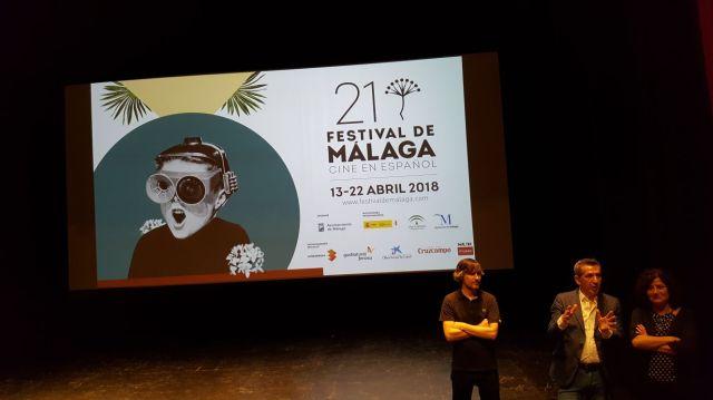 Fest Málaga 2018 - Presentación documental 'Málaga, la alfombra roja del cine español' - 14 abr