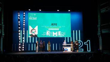 Fest Málaga 2018 - Proyecc Jefe -15 abr