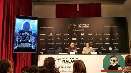 Fest Málaga 2018 - RP La reina del miedo- 14 abr