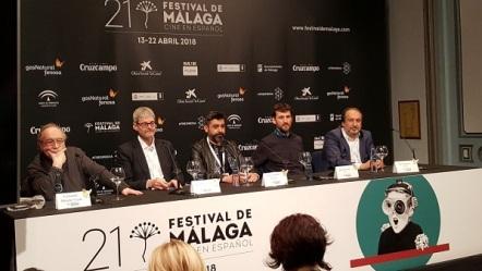 Fest Málaga 2018 - RP Memorias de un hombre en pijama - 14 abr