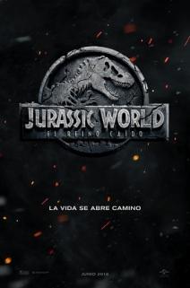 Jurassic World. El reino caído -teaser-
