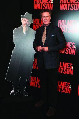 Sony - CinemaCon 2018 - Holmes & Watson