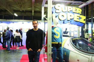 Superlópez -Presentación Salon Cómic Barcelona- (1)