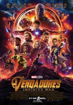 Vengadores. Infinity War