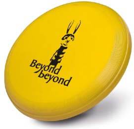 Beyond Beyond -Frisbee-