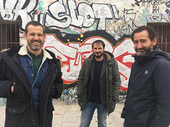 La trinchera infinita -Jose Mari Goenaga, Aitor Arregi y Jon Garaño-