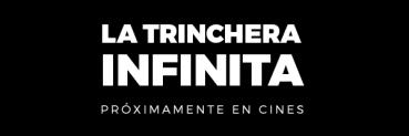La trinchera infinita -logo-
