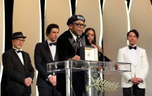 Spike Lee -director- Cannes 2018