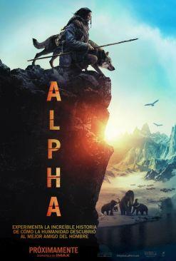 Alpha -nuevo cartel-
