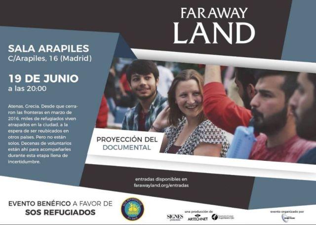 Faraway Land -pase benéfico-