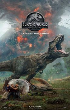 Jurassic World. El reino caído