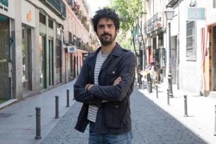 La crisis -corto- rodaje (3) Francesco Carril