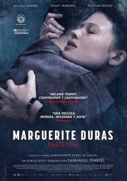 Margeurite Duras. París 1944