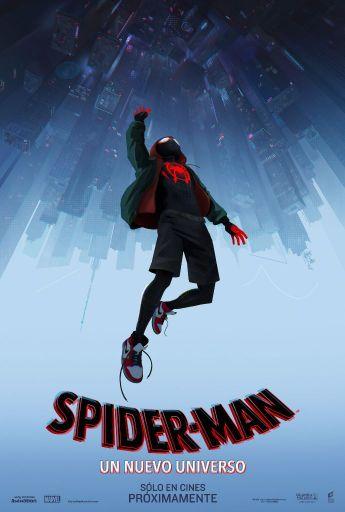 Spider-Man. Un nuevo universo