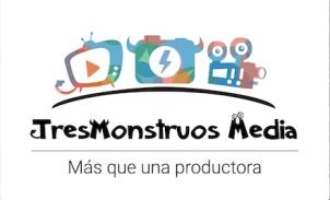 Tres Monstruos Media -logo-