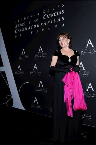 Carmen Maura - Cortesía Academia de Cine - foto ©Alberto Ortega
