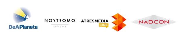 DeAPlaneta, Atremedia Cine, Nostromo, Nadcon -logos-