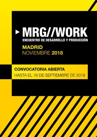 Festival MRG.WORK 2018 -cuarta edición-