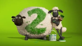 Granjaguedon. La oveja Shaun