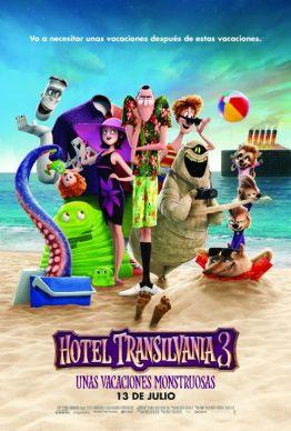 Hotel Transilvania 3. Unas vacaciones monstruosas